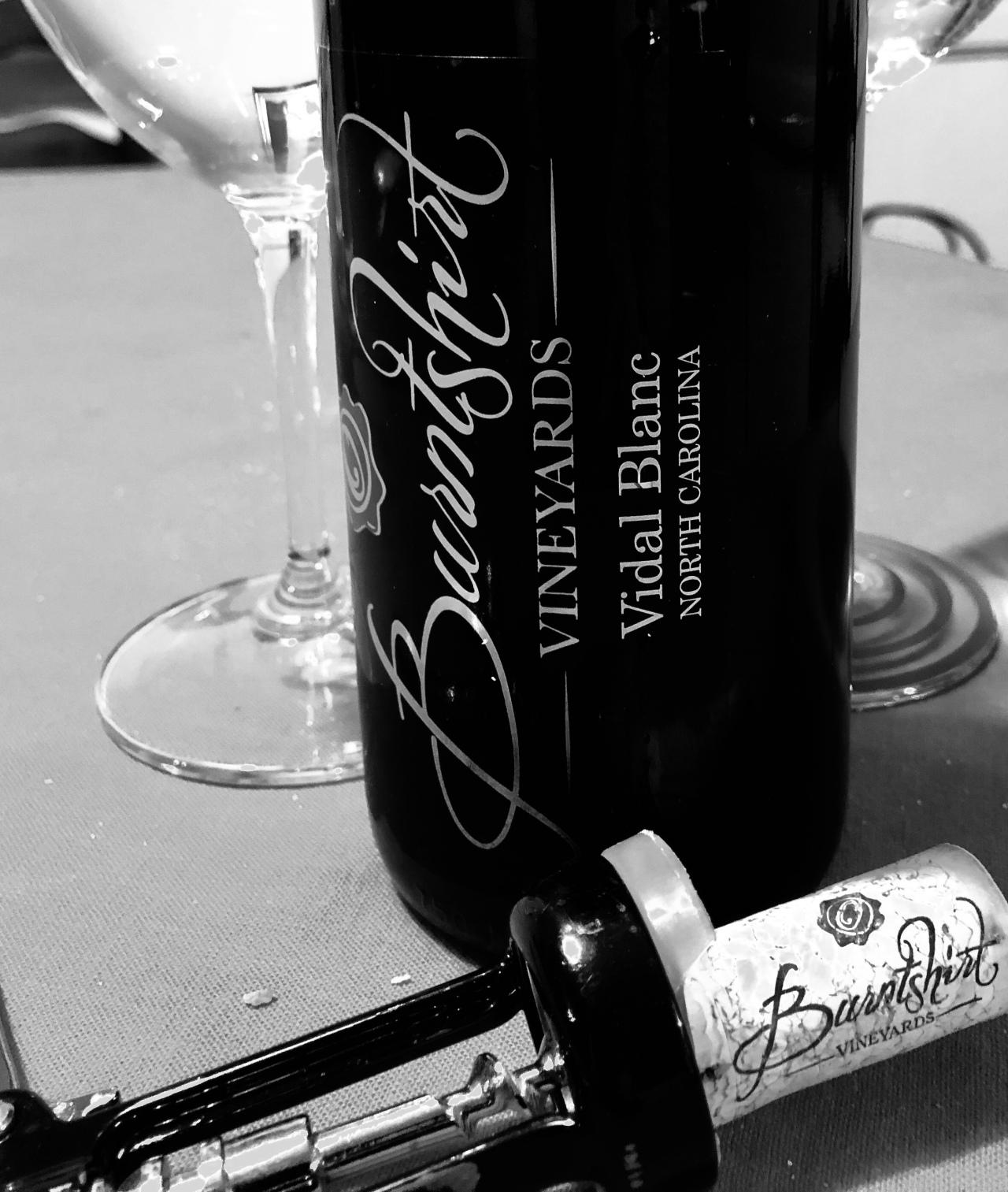 Our Wine Tonight: Vidal Blanc – BurntshirtVineyards
