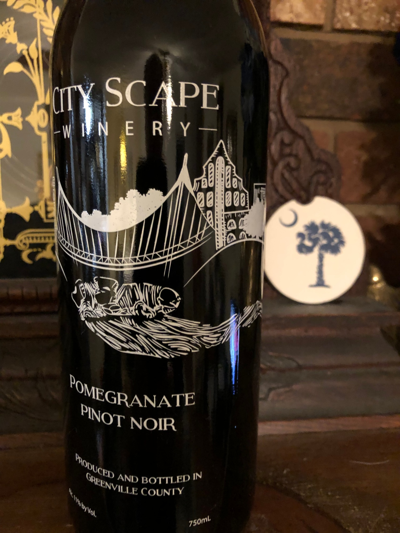 Our Wine Tonight: Pomegranate Pinot Noir – Cityscape Winery