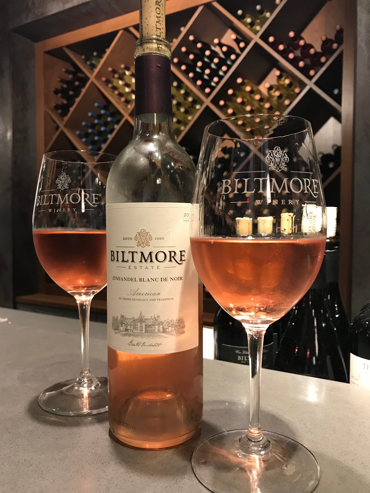 Winery in Pictures – Biltmore Estate Winery