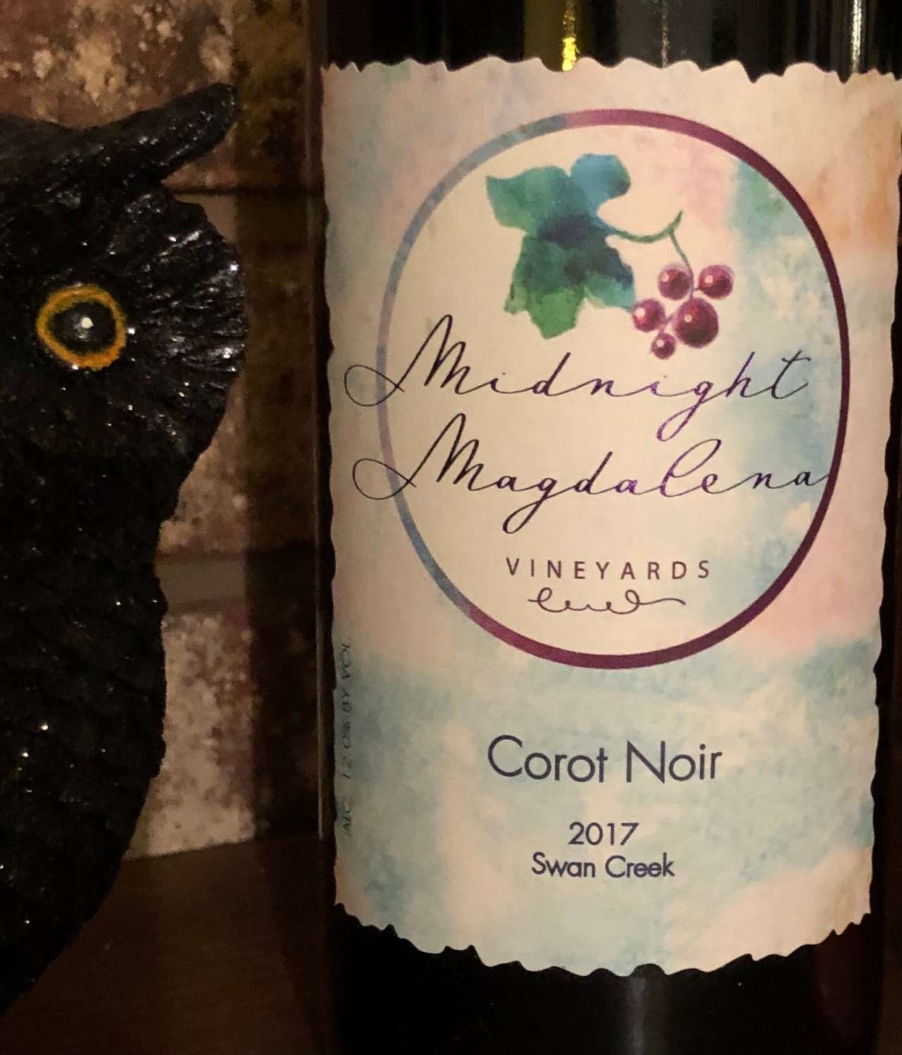 Corot Noir – Midnight Magdalena Vineyards