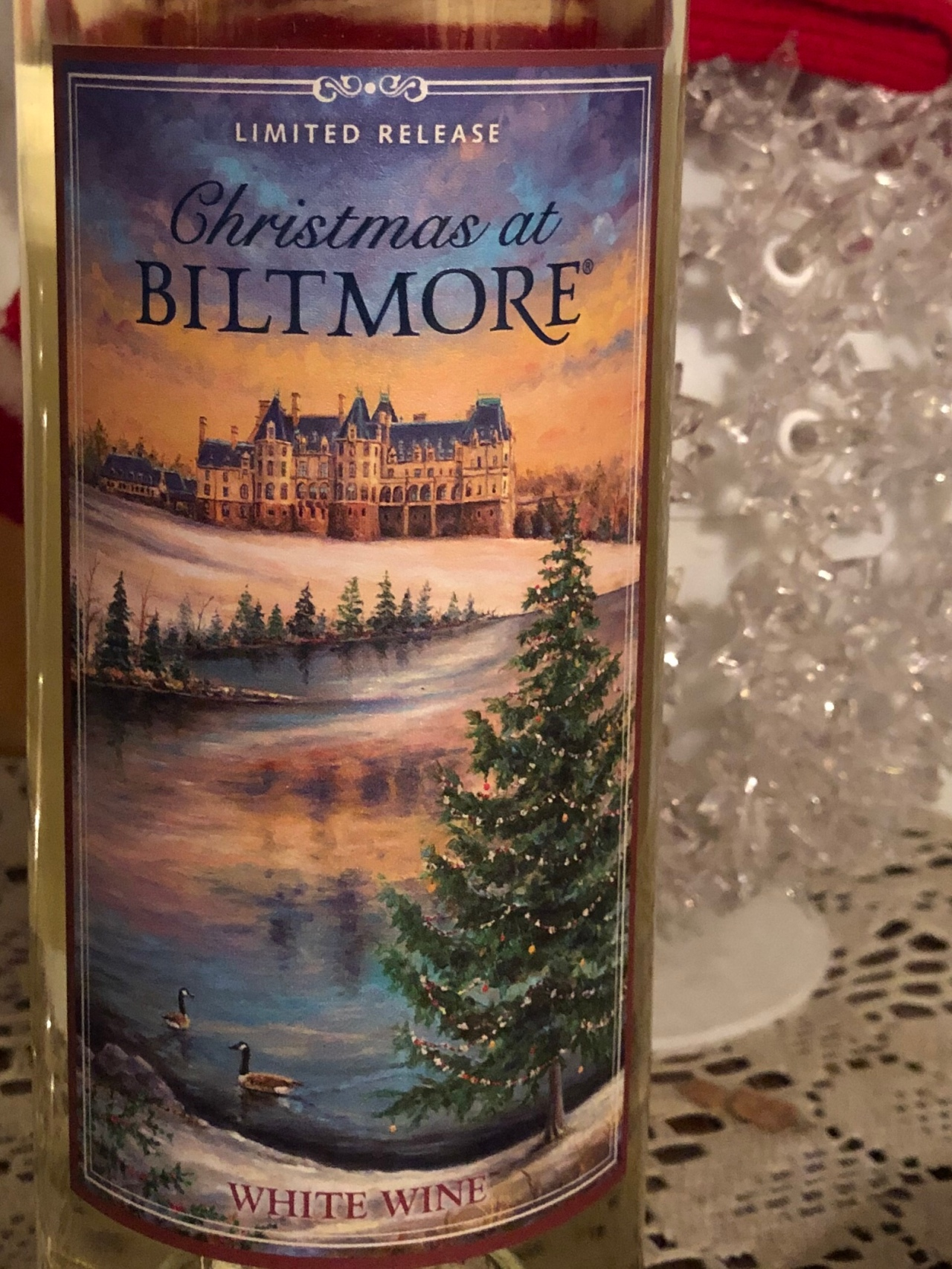 Christmas White – Biltmore Estate Winery
